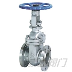 Cryogenic Gate Valve 800Lb