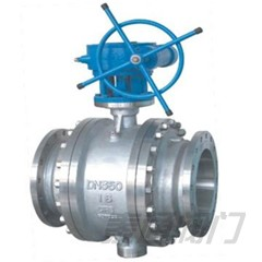 Outline of ball valve