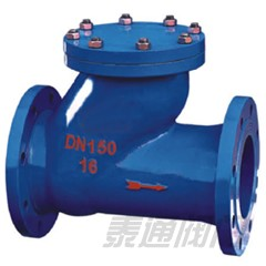 HQ41X sliding ball type check valve