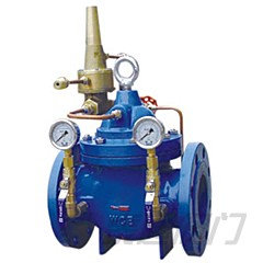 800X Pressure Difference Balance Valve