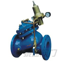 AX742 diaphragm type pressure relieving\sustaining valve