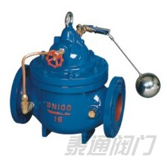JD745X diaphragm type multifunctional pump control value