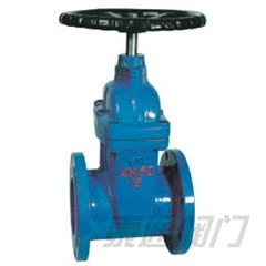 RVHX\RVCX non rising stem resilient seated gate valve
